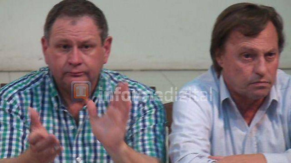 La unión Rogel-Varisco afianzó su fuerza en Paraná