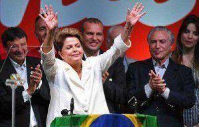 Dilma Rousseff logró la reelección en Brasil y ratifica la vigencia del modelo regional