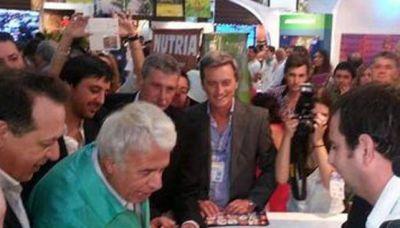 De la Sota anunció un acuerdo con empresarios por reforma impositiva
