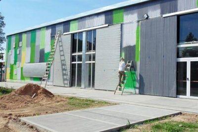 Recuperan espacios ferroviarios para oficinas municipales