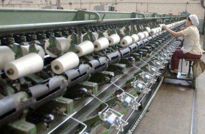 Textiles preocupados por la escasez de materia prima