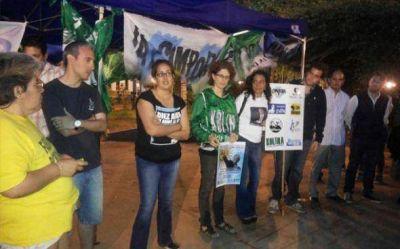 A cuatro años de la muerte de Néstor Kirchner, dirigentes y militantes de Pilar recordaron al expresidente
