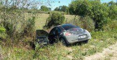 Hallan carga de marihuana en el auto robado a la hija del intendente de Itatí