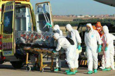 Jornadas sobre el ébola en el hospital Néstor Kirchner