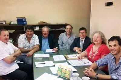 Hospital y Municipio acordaron estrategias de trabajo articulado