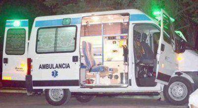 Entregaron ambulancia para Pronunciamiento