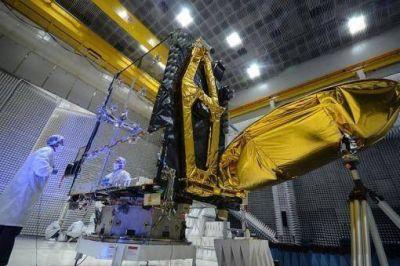 El Arsat-1 y un nuevo hito: se comanda íntegramente desde la Argentina