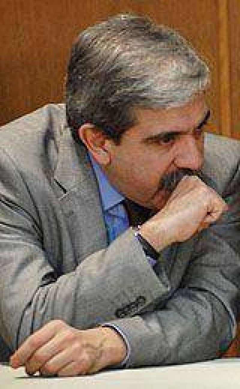 """An�bal Fern�ndez: """"Los cambios en el Gabinete se decidieron antes del 28 de junio"""""""