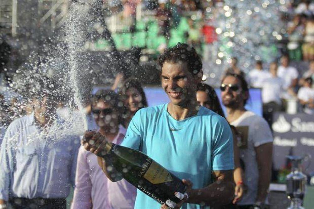 Rafael Nadal vuelve a la Argentina: jugará el ATP en Buenos Aires