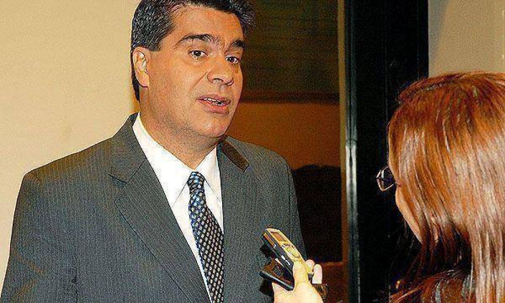 Capitanich instó al Congreso a que debata internas abiertas de cara a los comicios presidenciales de 2011