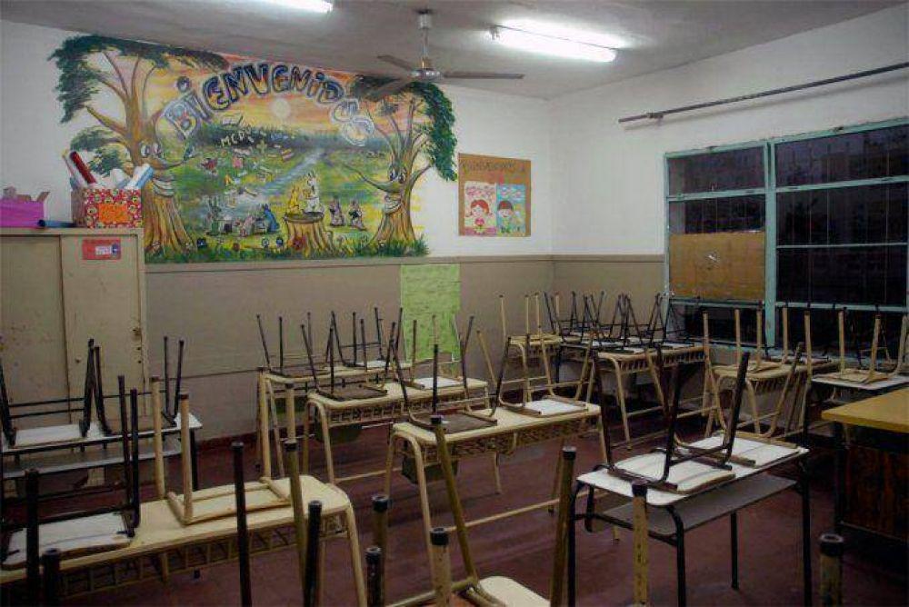 Paro docente bonaerense: el gremio mayoritario se sumó a la medida de fuerza