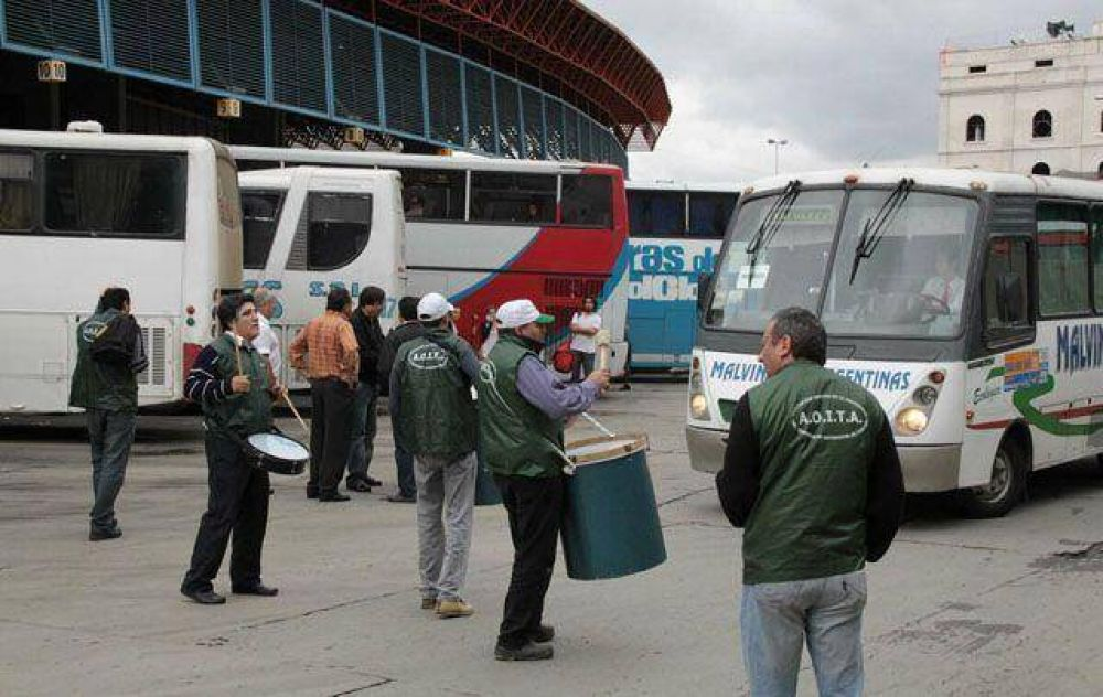 Acordaron un plus los choferes interurbanos en Córdoba