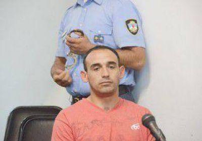 El policía que tomó rehenes quedó libre pero internado