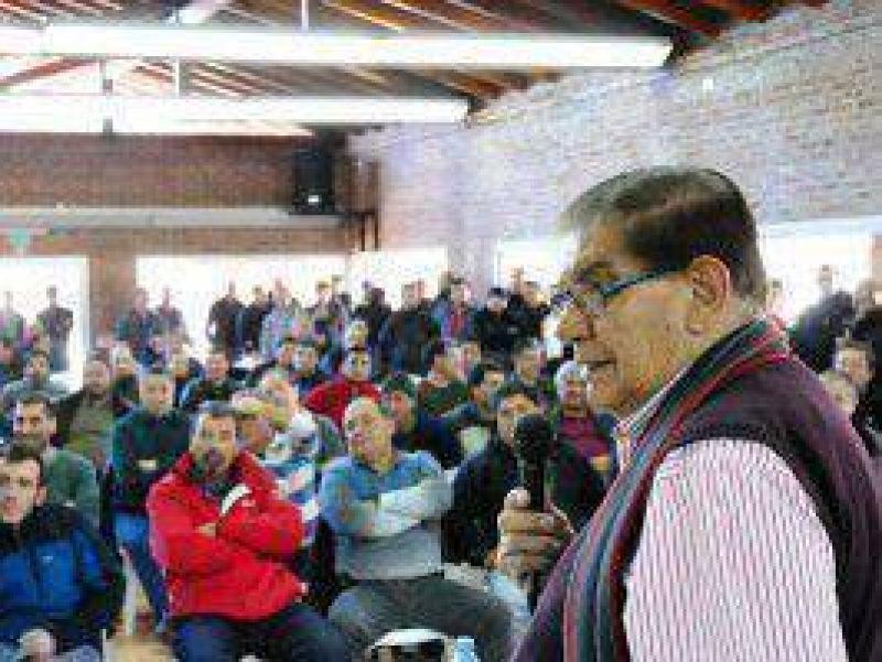 Petroleros lanzaron paro patagónico: será el 6