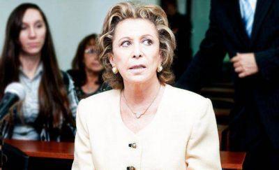 Comienza el sexto juicio oral contra Mar�a Julia Alsogaray