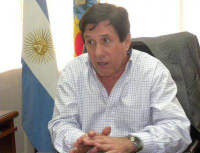 """DARIO DIAZ PEREZ: """"EN DICIEMBRE SE VA A DUPLICAR LA PRESENCIA POLICIAL EN LAS CALLES DE LANÚS"""""""