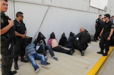 Uno de los colombianos tiene una condena a 22 años de prisión
