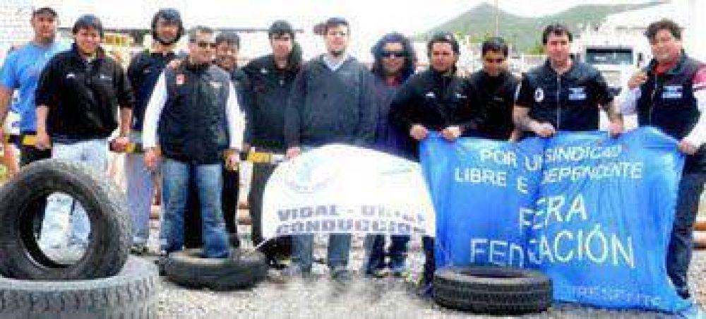 Vidal amenazó con paralizar la actividad en toda la provincia