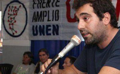 """Nahuel Narduzzo:""""Queremos saber qué está haciendo el Municipio con el Fondo Educativo"""""""