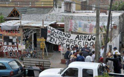 Caso Arruga: expropiaron el ex destacamento policial