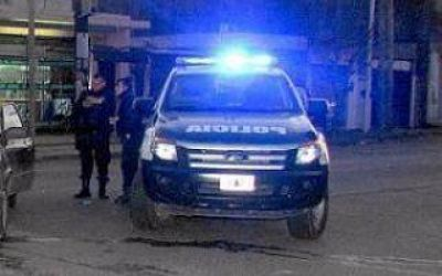 Motochorro herido al intentar asaltar a un policía en Castelar