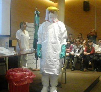 Catamarca se prepara para combatir el Ébola
