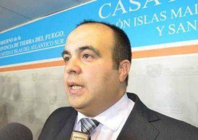 """Aguirre sostuvo que la nueva ley """"tiende a solucionar un déficit energético"""""""