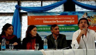 Sileoni este viernes participará del cierre de la Capacitación de Educación Sexual en Chaco