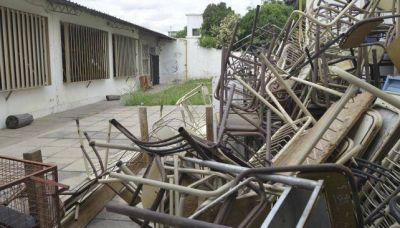 Escuelas denuncian falta de fondos para mantenimiento