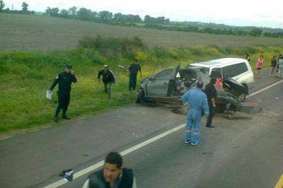 El conductor que desencadenó la tragedia en la ruta 26 viajaba alcoholizado