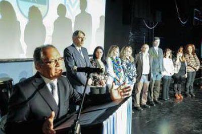 Cierre del III Congreso de Educación de Ituzaingó