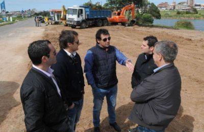 Anticiparon que en diciembre se inaugura la UPA de Punta Mogotes