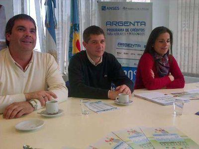Tarjeta Argenta ya entregó créditos a jubilados de Tandil por más de $ 10.5 millones