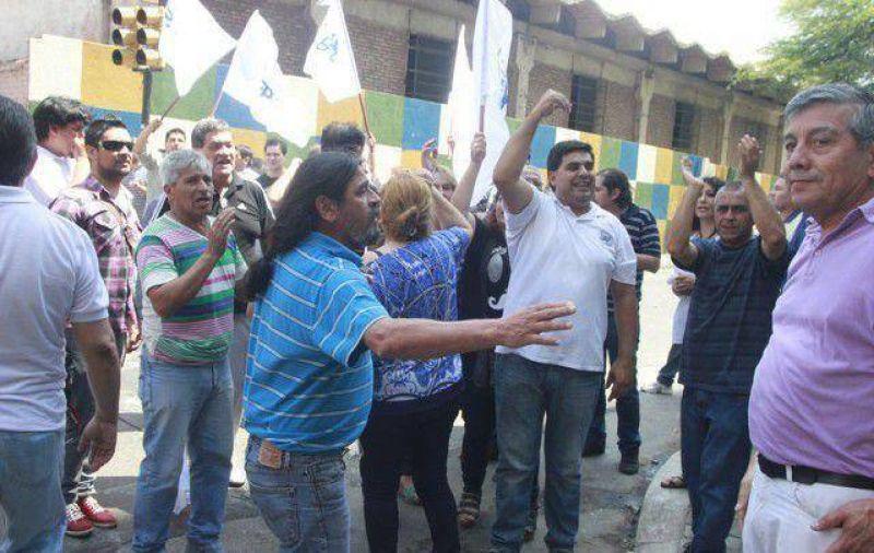 Sancionaron a los delegados detenidos por agresión al SEP