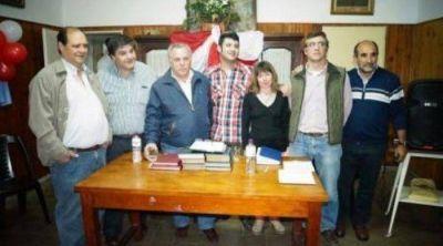 Edgardo Ferraris asumió como presidente del radicalismo de Chivilcoy