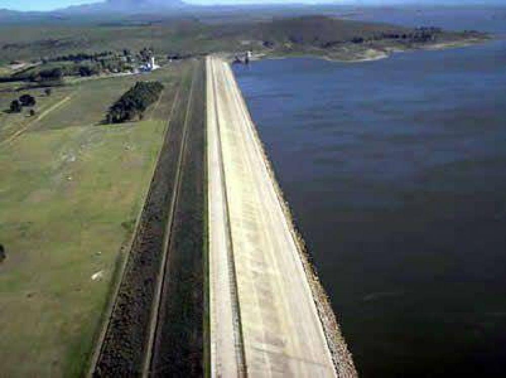 Los posibles desbordes del Dique Paso Piedras generan preocupación