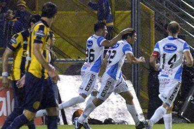 Atlético Rafaela pisó fuerte en Rosario y le ganó a Central