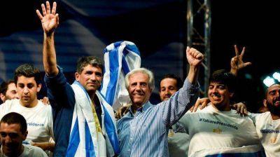 Tabaré Vázquez, cada vez más cerca de ganar el ballottage: Lacalle Pou perdió un aliado