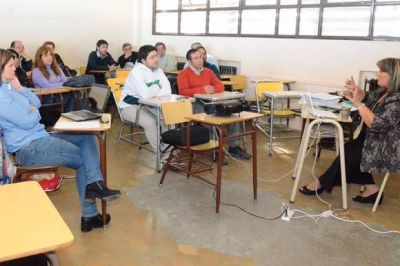 Comodoro Rivadavia fue sede de debate sobre Código Electoral Provincial