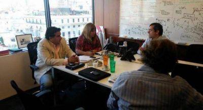 Municipio analizó políticas de transporte implementadas en la Capital Federal