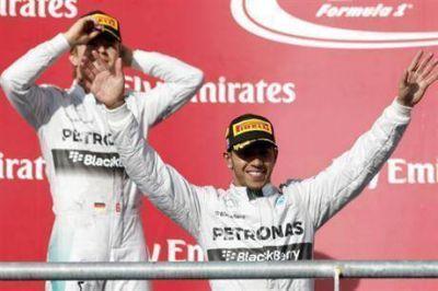 Lewis Hamilton se quedó con el GP de Estados Unidos y extendió su ventaja en la F-1