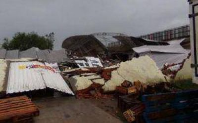Samid dejó dudas sobre la continuidad del Mercado Central de Bragado
