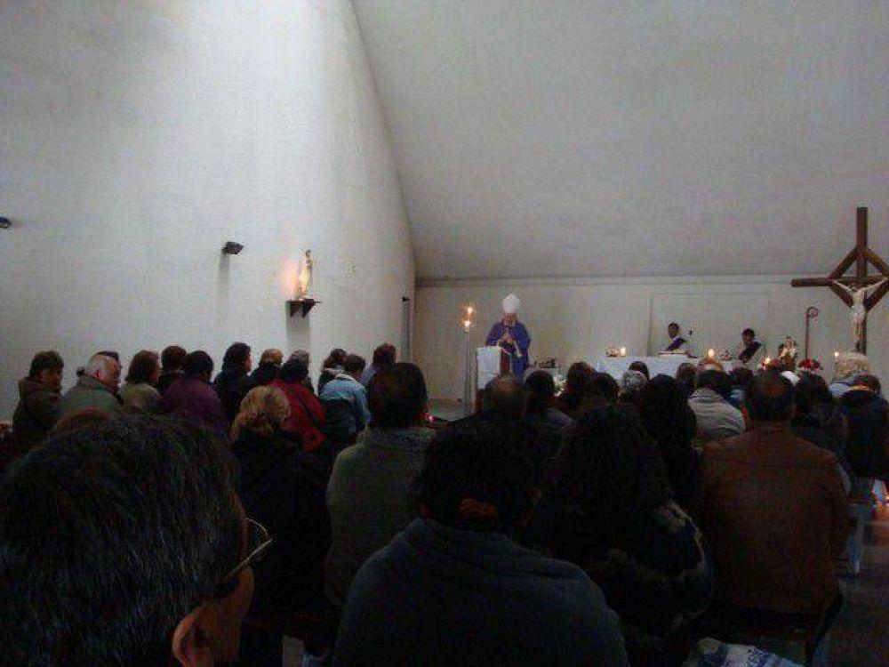"""Monseñor Marino:""""lo mejor que hacemos por los difuntos es orar y ofrecer el sacrificio de la misa"""""""