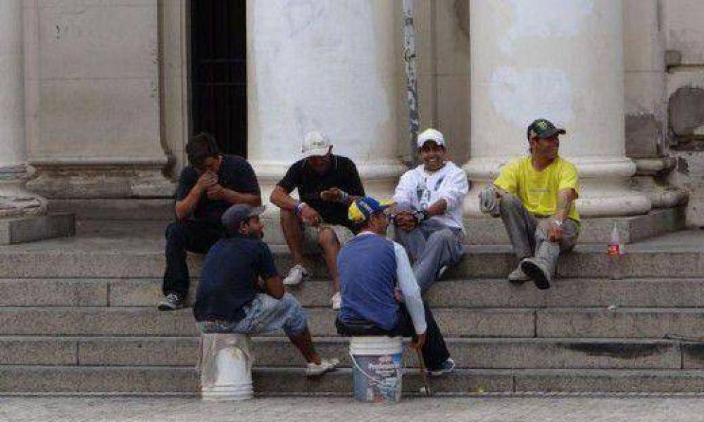 """""""Limpia-autos"""" de Río Cuarto se sindicalizarán dentro de la CTA"""