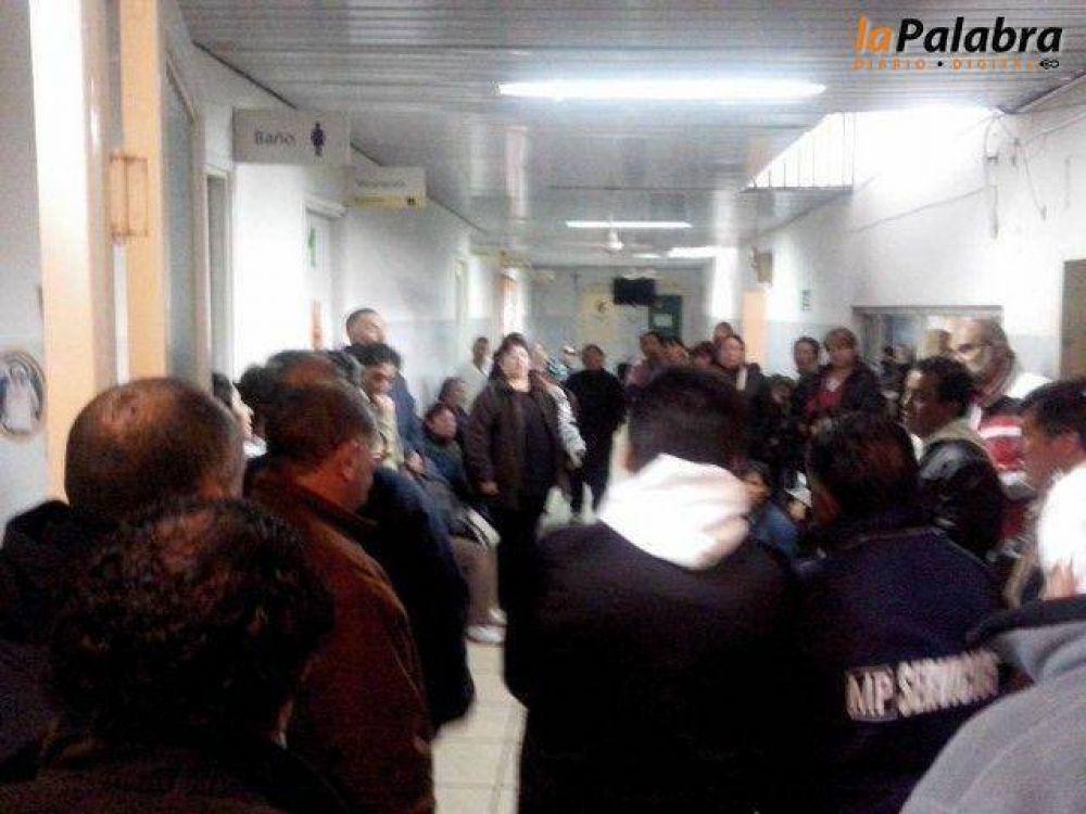 Municipales decidieron suspender medidas de fuerza, pero quieren reunirse nuevamente con Curetti