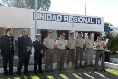Entregaron camionetas a comisarías de 25 de Mayo, Santa Isabel y la zona