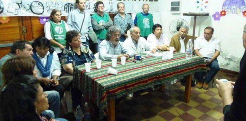 Crece la tensi�n entre los gremios de Jujuy por el silencio del gobierno de Fellner, y endurecen las medidas de fuerza
