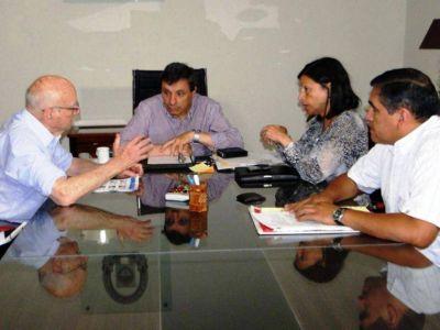 Proyectan un polo de desarrollo tecnol�gico del NOA en Jujuy