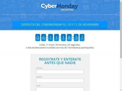 Cyber Monday: se vienen superofertas en compras online