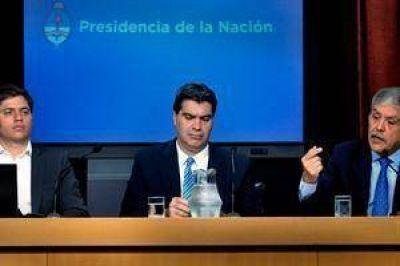 Senado: De Vido y Capitanich defienden el nuevo proyecto de telecomunicaciones
